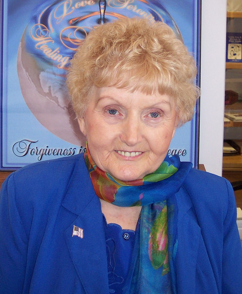 Eva Mozes Kor (1934- 2019) survivor of the Holocaust