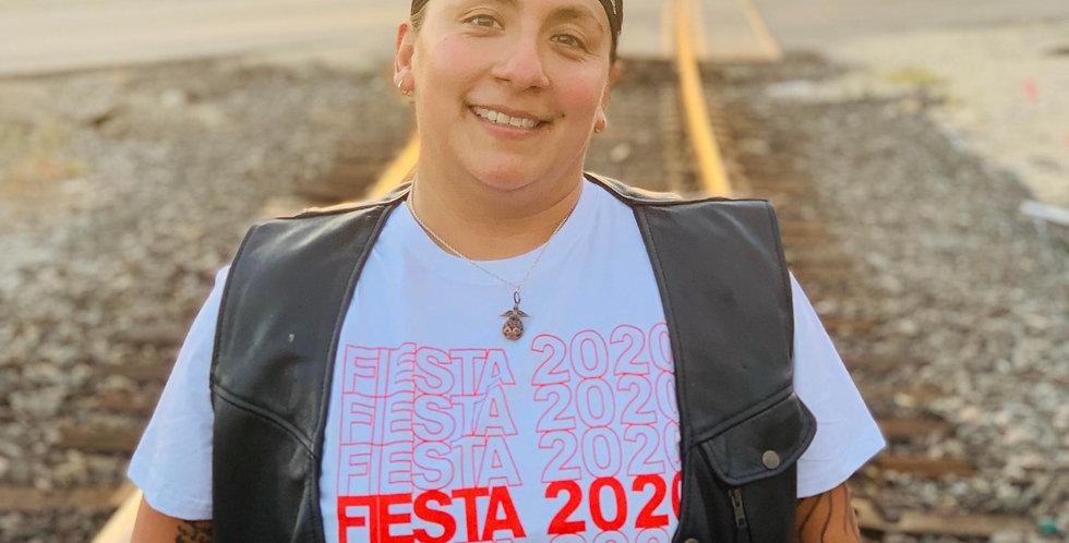 Fiesta 2020 t-shirt