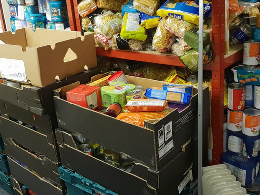 Donations from Sainsburys