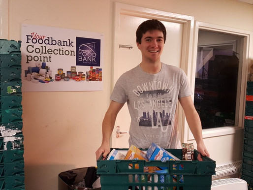 Donations by David Welch (Scout Leader)