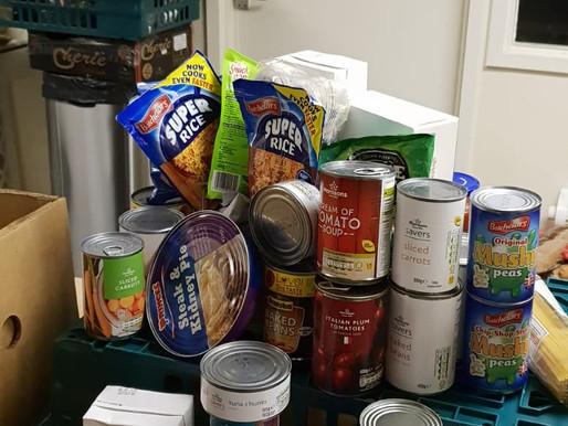 Morrisons Donation