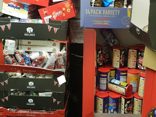 Donations from Lidl in the New Year