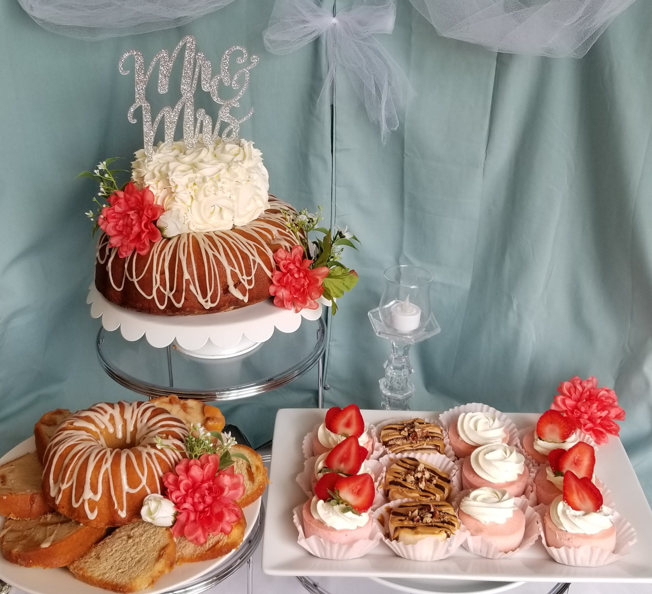 CBR Dessert Tables