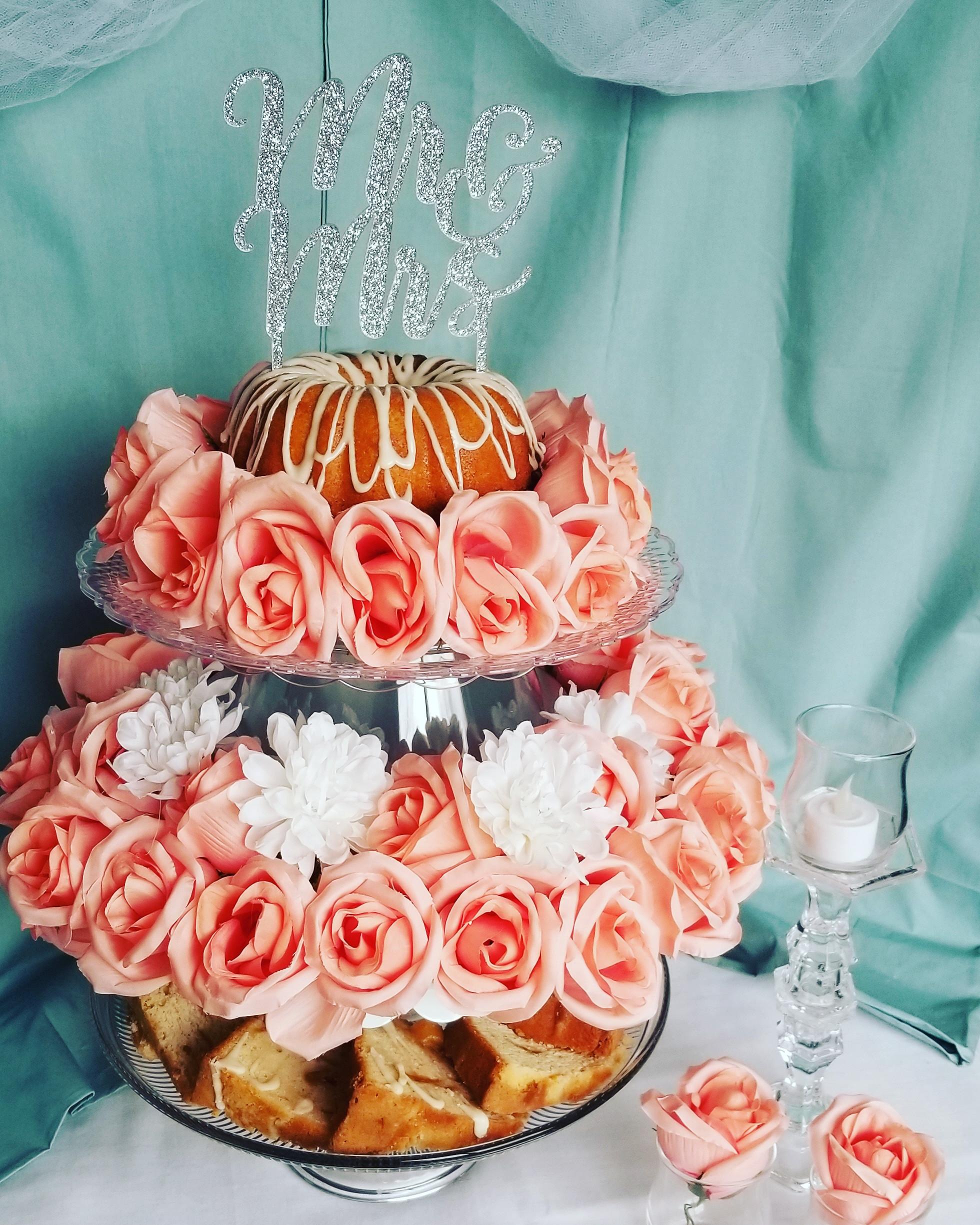 CBR Wedding Cakes