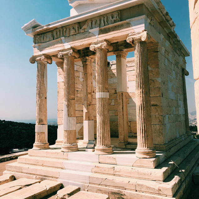 Greek Monument