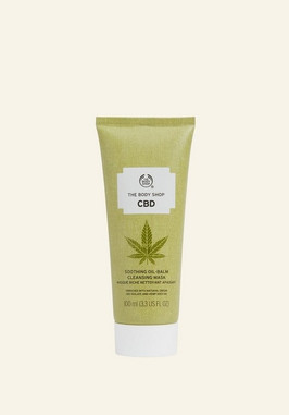 CBD Soothing Oil-Balm Cleansing Mask 3.3 FL OZ