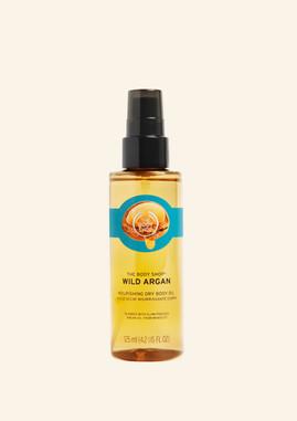 Wild Argan Oil Nourishing Dry Body Oil 4.2 FL OZ
