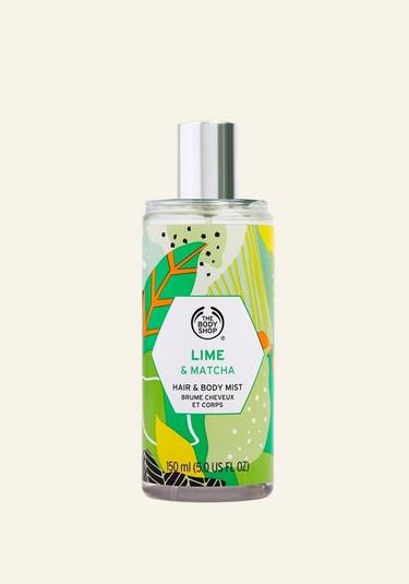 Lime & Matcha Hair & Body Mist 5.0 FL OZ