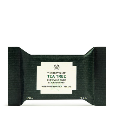 Tea Tree Purifying Soap 3.5 OZ