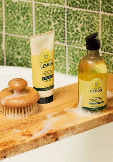 Lemon Purifying Hair & Body Wash
