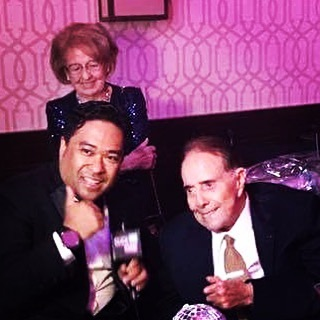 Host Al with Bob Dole
