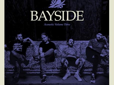 "BAYSIDE Shares New Live Video""Light Me Up"""