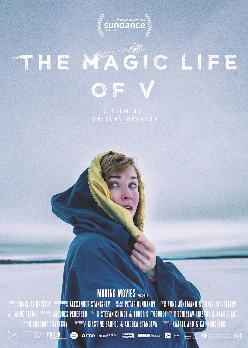 TONISLAV HRISTOV'S 'THE MAGIC LIFE OF V' TO HAVE WORLD