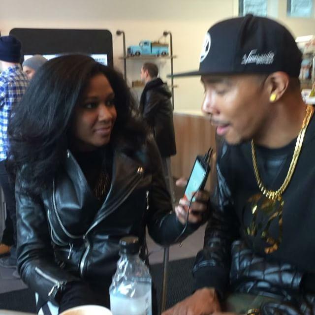 Wme lounge interviewing Allen Maldonado