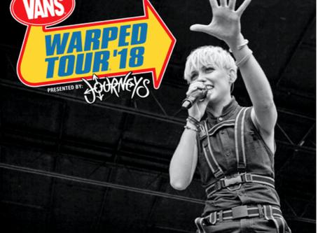 VANS WARPED TOUR  2018 WARPED COMPILATION