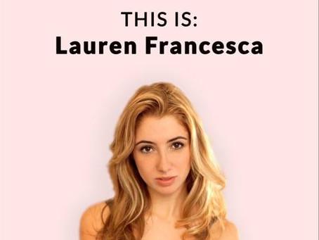 What Influences the Influencer Lauren Francesca!!?