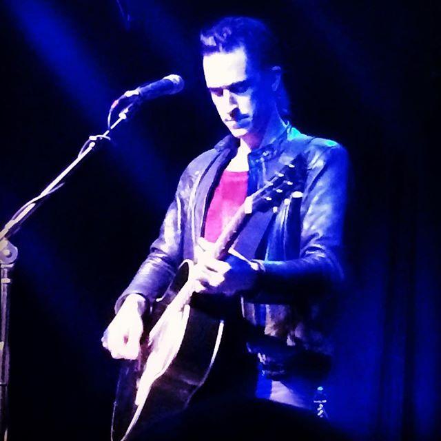 The Phenomenal #JimmyGnecco performing at #jamminjava tonight in #Vienna Va