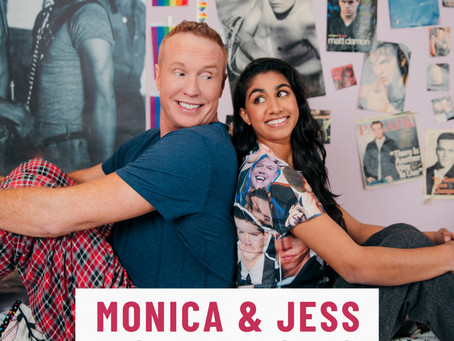 DAX SHEPARD'S 'ARMCHAIR EXPERT' LAUNCHES SPINOFF PODCAST - MONICA & JESS LOVES BOYS