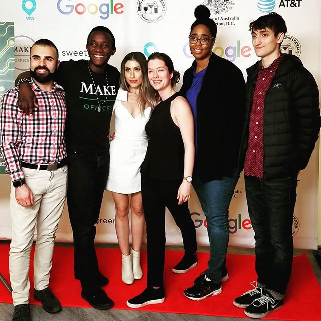 The Fantastic Hard-Working Crew of the DC Web Fest 2018