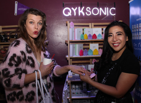 QYKSonic ZOE™ is the Belle of the Ball at Salesforce Music Lodge during Sundance 2019
