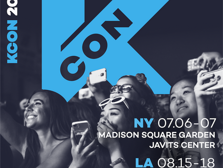 The world's largest K-pop fan convention and music festival in NYC and LA for 2019!