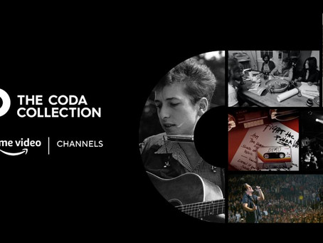 THE CODA COLLECTION LAUNCHES AS EXCLUSIVE CHANNEL ON AMAZON PRIME VIDEO