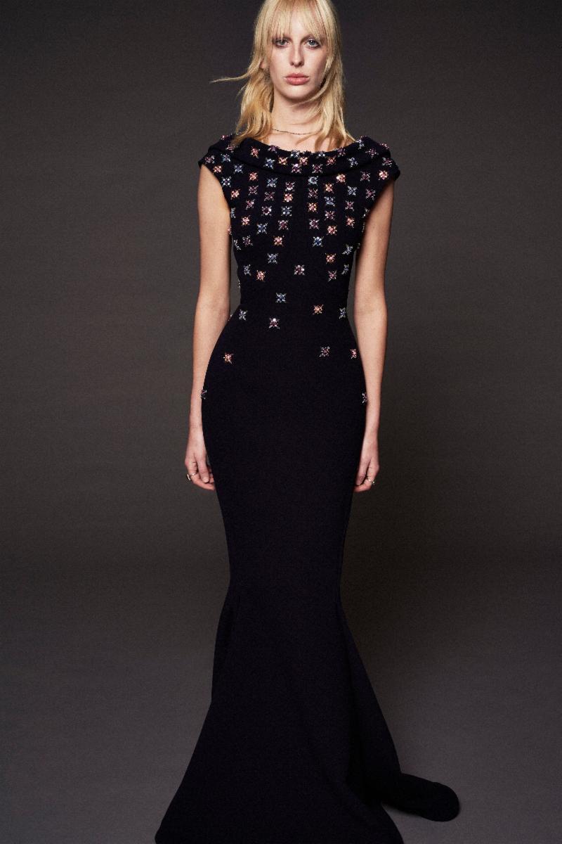 Acclaimed Fashion Designer and ETAF Ambassador Zac Posen Donates Gown to Kick Off the Partnership