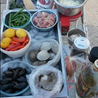 Seafood & Shellfish buffet!
