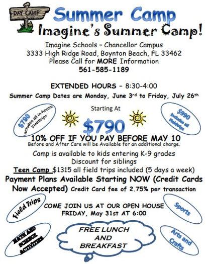SUMMER CAMP | imagine-chancellor