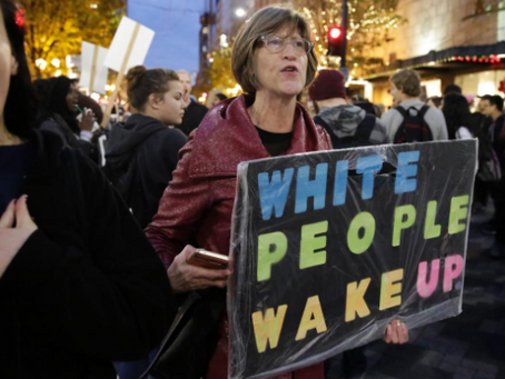 Thoughts on the Minneapolis Rebellion and the White Liberal Problem