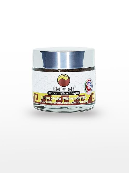 Mascarilla Crema de Chocolate Almendrado