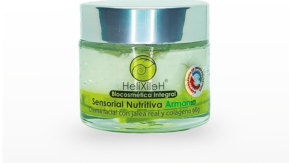 Cremas Sensoriales Nutritivas