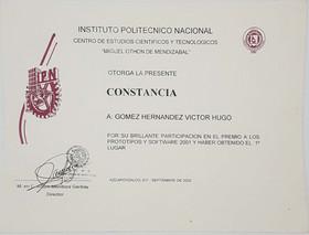 premio-a-los-prototipos-y-sofware-2001-constancia-instituto-politecnico-nacional-ingeniero-biotecnologo-victor-hugo-gomez-hernandez.jpg