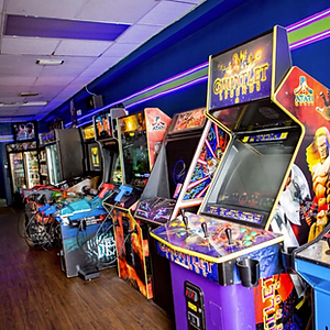 Retro Arcade Yea Social