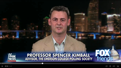 Kimball on Fox and Friends