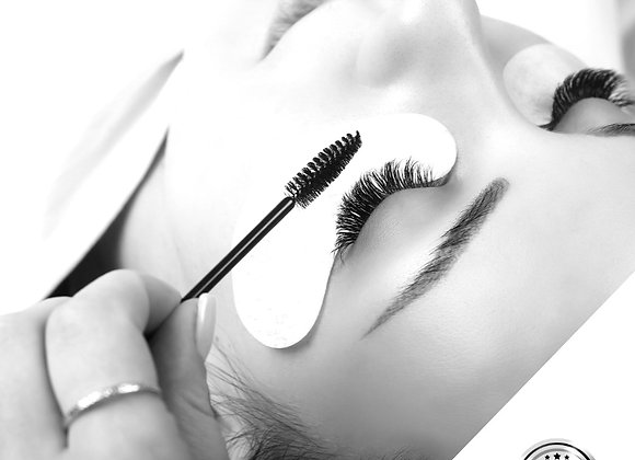 One on One Lash Extension Training