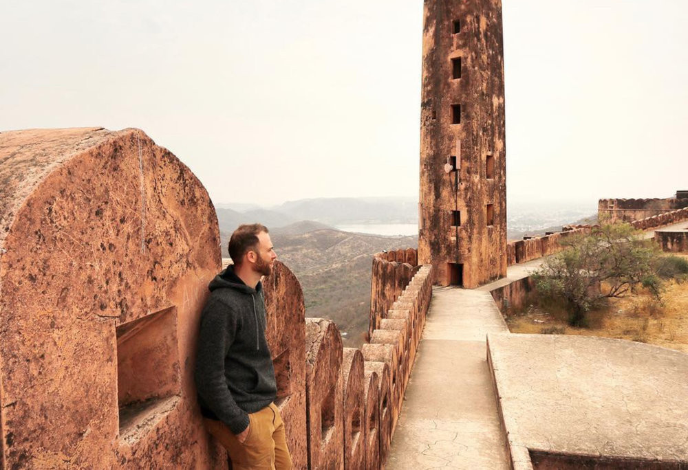 """Dreaming of incredible India"" - Photo courtesy of David Hoffman (@davidsbeenhere)"