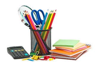 Materiały biurowe - długopisy, akcesoria do biura