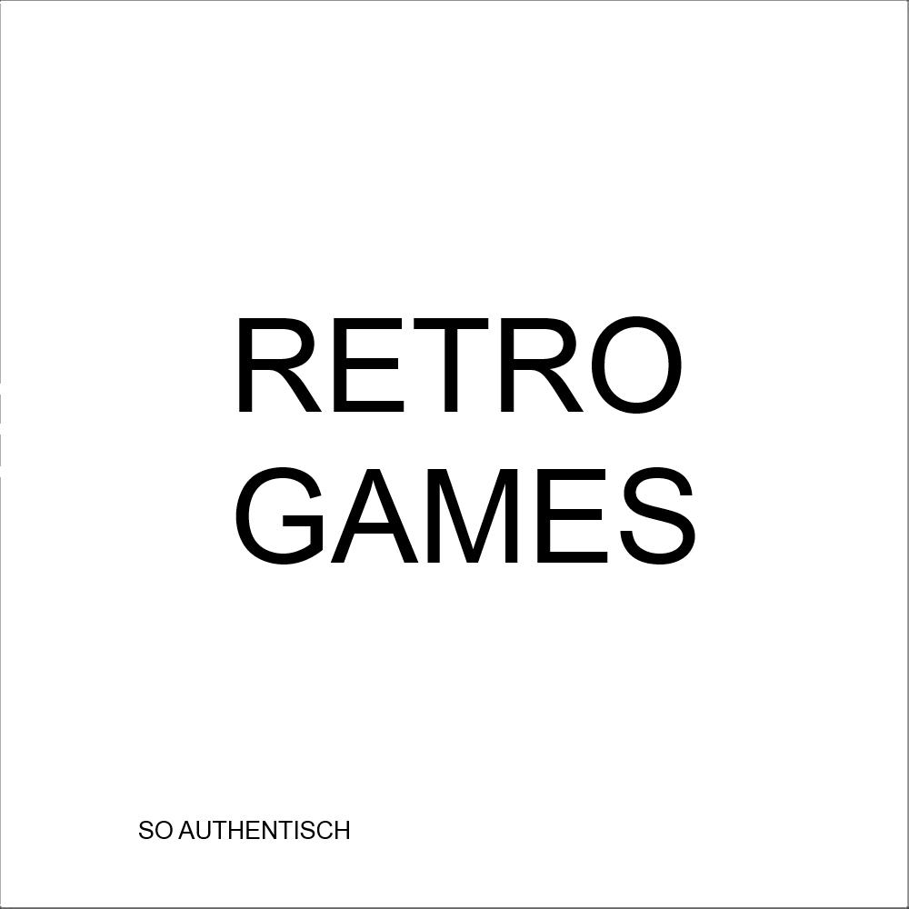 Retro-Spiele: Der Reiz an alten Vide