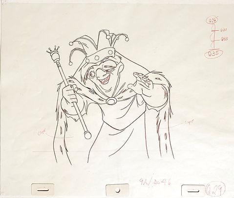 The Hunchback of Notre Dame Quasimodo Dr