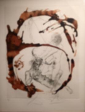 Salvador Dali original signed and numbered