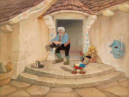 Pinocchio Geppetto Figaro Cel Key Setup.jpg