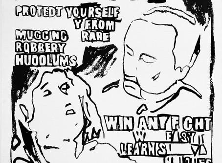 Self-Defense (Positive), circa 1985-1986 by Andy Warhol