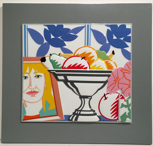 Tom Wesselmann Original Signed and Numbered