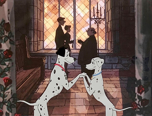101 Dalmatians Pongo and Perdita Cel.jpg