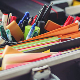 Top tips to declutter your office