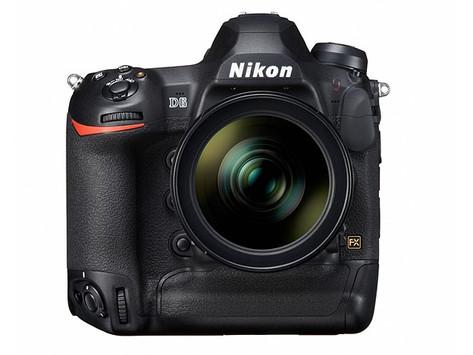 Nikon D6 & Nikkor 120-300mm F2.8E FL ED SR VR