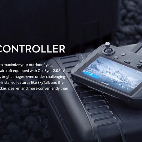 เปิดตัววันนี้ DJI Smart Controller