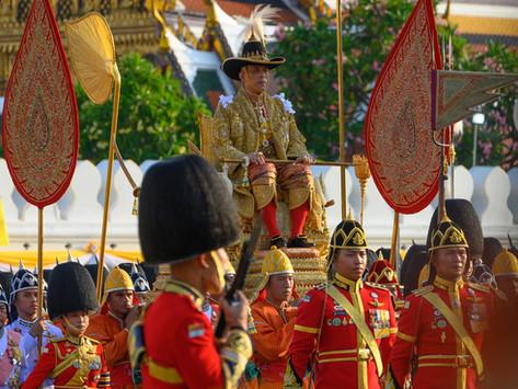 ประมวลภาพ พระราชพิธีบรมราชาภิเษก พุทธศักราช 2562