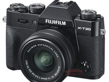 ภาพหลุด Fujifilm X-T30 ใหม่!